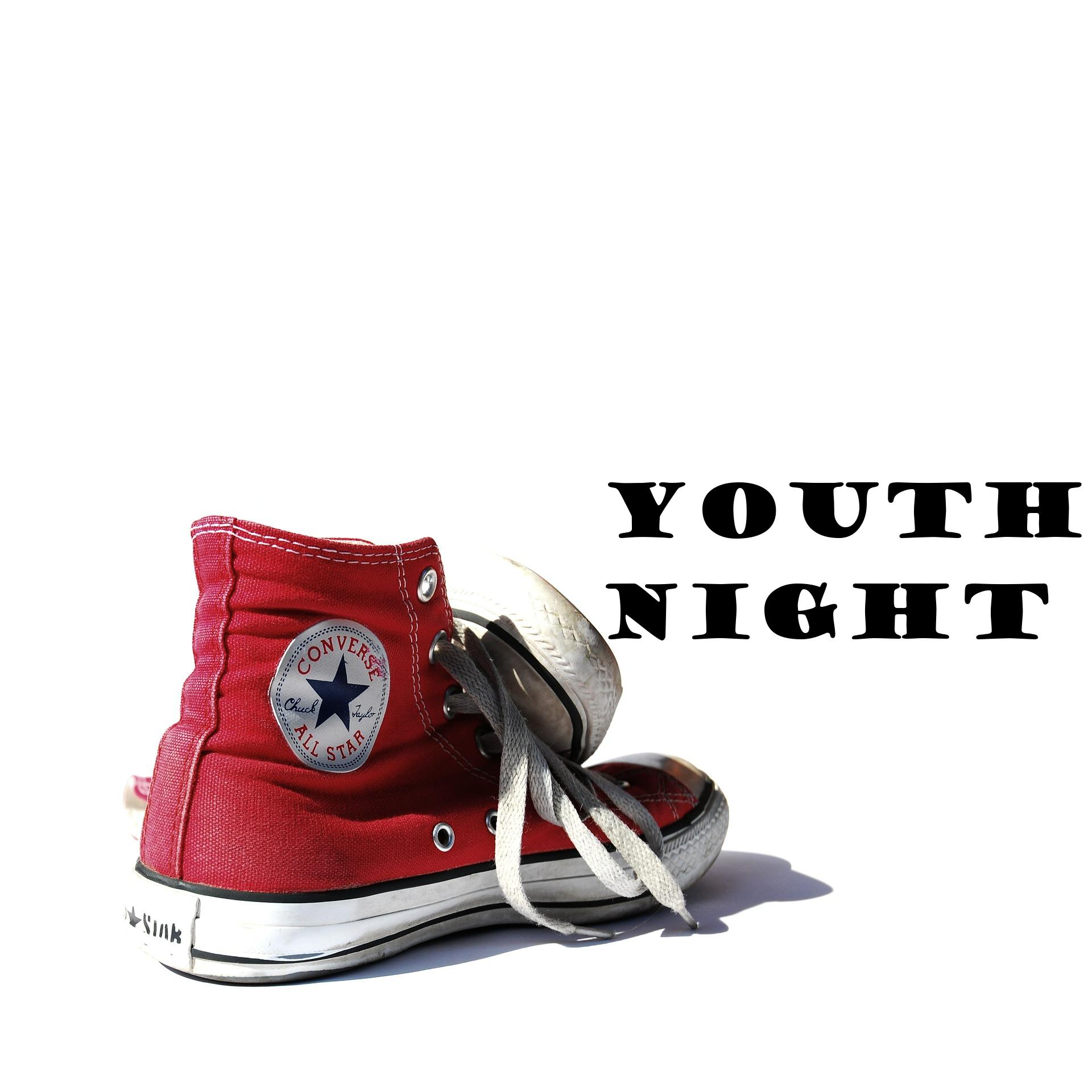 YouthNight - Junge Leute treffen sich! Der Link folgt ...bald!